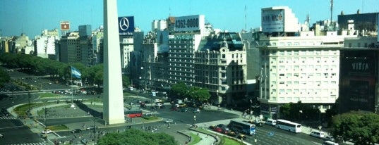 Hotel Panamericano is one of Buenos Aires desde arriba.