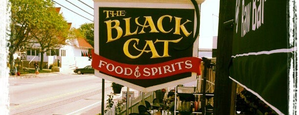 The Black Cat is one of Cape cod.