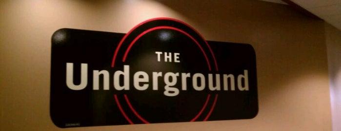 The Underground is one of Jayhawk Journey.