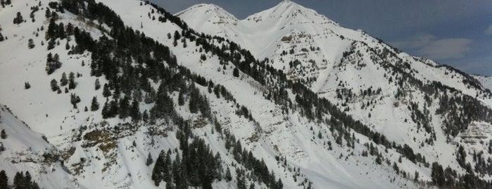 Sundance Mountain Resort is one of Best Ski Areas.