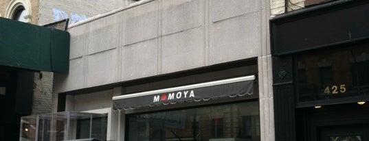 Momoya is one of LogoTV: A-List.