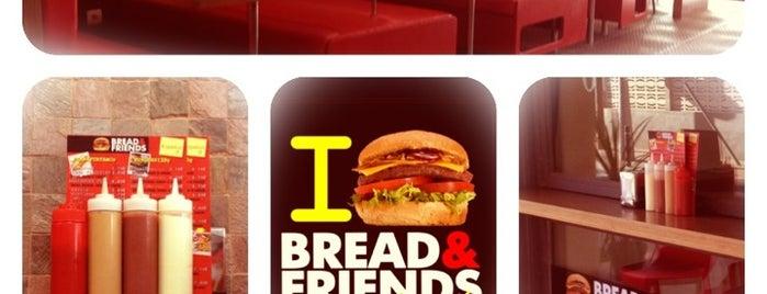 Bread & Friends is one of COME UNA HAMBURGUESA EN IBIZA.