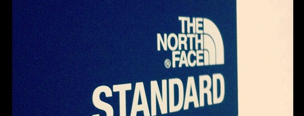 THE NORTH FACE STANDARD is one of Tokyo.