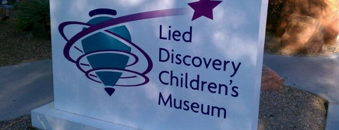 Lied Discovery Children's Museum is one of Las Vegas' Area Hidden Gems.