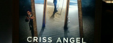 CRISS ANGEL Believe is one of Entertain Me at the Pyramid!.