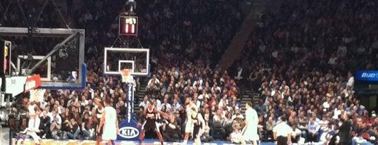Madison Square Garden is one of บันทึกเดินทาง New York.