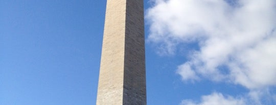 Washington Monument is one of Top 10 tempat turis di Washington DC.