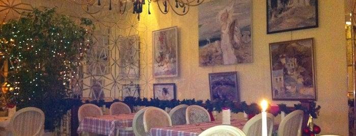 Старе Запоріжжя is one of Рестораны Киева / Restaurants (Kyiv).
