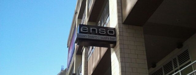 Enso Asian Bistro & Sushi Bar is one of Charlotte To-do List.