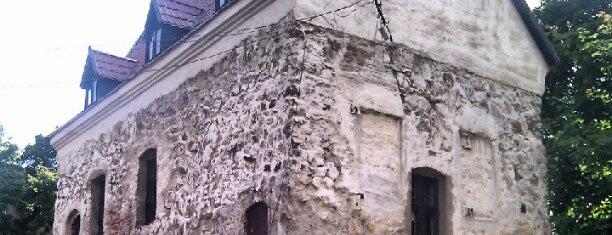 Усадьба Бюргера is one of Выборг (Vyborg).