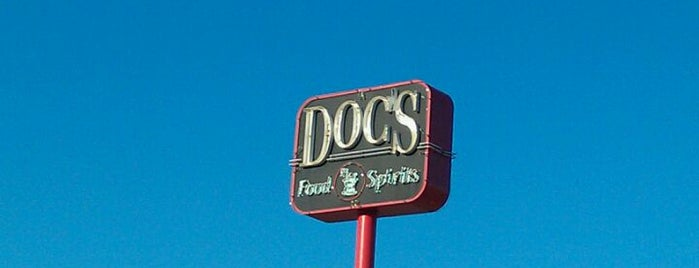 Doc's Food & Spirits is one of Happy Hour - ATL.