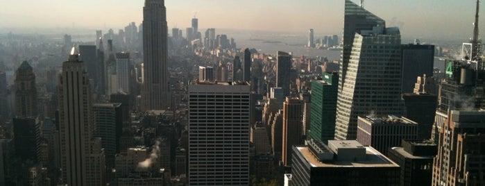 Rockefeller Center is one of A faire à New-York en une semaine.