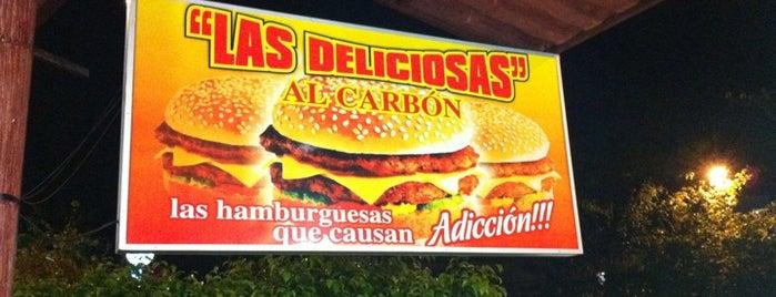 """Las Deliciosas """"al Carbón"""" is one of Acapulco."""