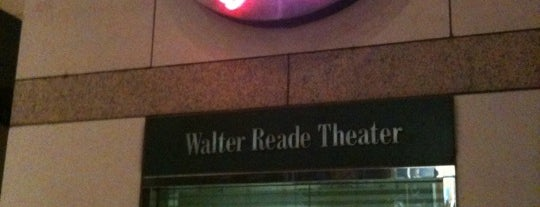 Walter Reade Theater is one of Explore Lincoln Center.