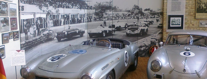 Automuseum Dr. Carl Benz is one of Bucket List for Gearheads.