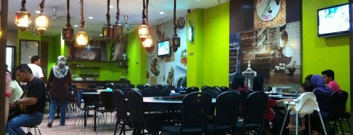 Restoran Kayu Manis is one of g.