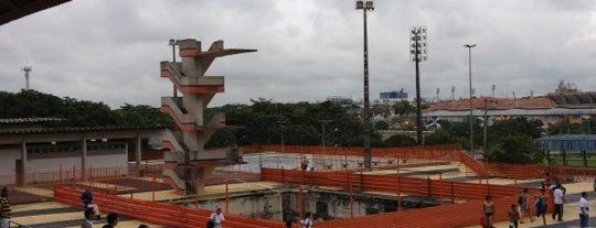 Vila Olímpica de Manaus is one of Lieux qui ont plu à Ammy.