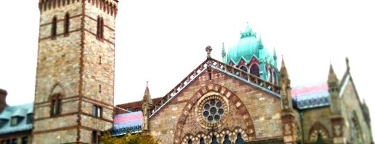 Old South Church is one of Boston.