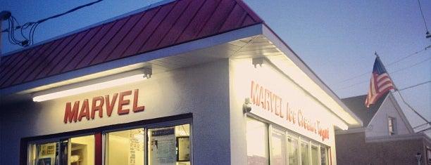Marvel Ice Cream is one of Posti salvati di Rachel.