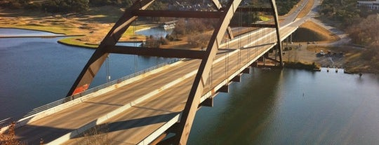 360 Bridge (Pennybacker Bridge) is one of EXPLORE Austin! #4sqCities.