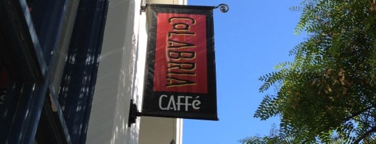 Caffé Calabria is one of San Diego.