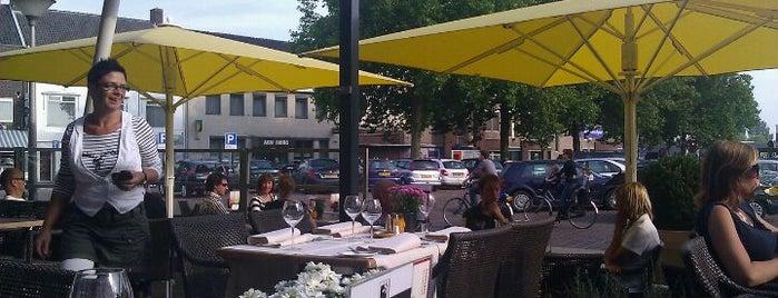 Hotel Restaurant Grandcafe 't Voorhuys is one of Misset Horeca Café Top 100 2012.