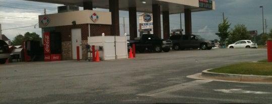 Kroger Fuel Center is one of Paul 님이 좋아한 장소.