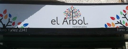 Minimarket El Árbol is one of Lieux qui ont plu à Paola.