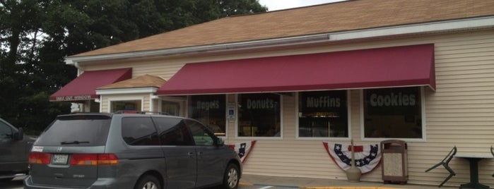 The Donut Hole Cafe is one of Maine.