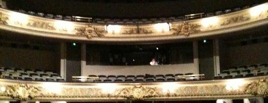 Théâtre de Namur is one of Namur.