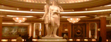 Caesars Palace Hotel & Casino is one of Favorite Arts & Entertainment.