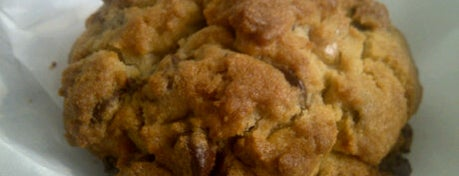 Levain Bakery is one of Ed Levine's Upper West Side Neighborhood Guide.