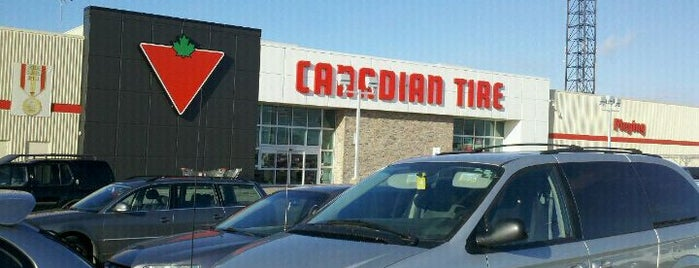 Canadian Tire is one of Posti che sono piaciuti a Ethan.