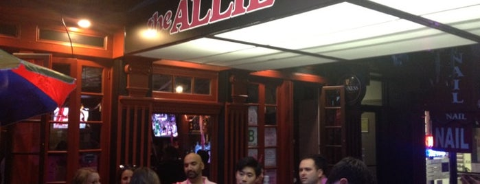 The Allie Way Sports Bar is one of Upper East Side Bucket List.