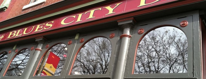 Blues City Deli is one of STL Eateries/Bars.