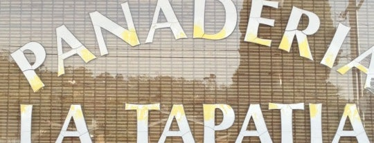 La Tapatia Bakery is one of eats.