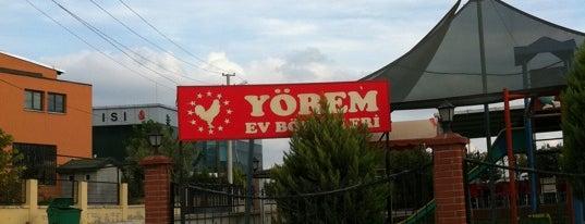 Yörem Ev Börekleri is one of Mehmet Aliさんのお気に入りスポット.