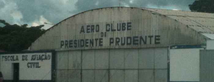 Aeroporto de Presidente Prudente (PPB) is one of Aeroportos do Brasil.