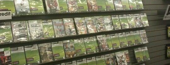 GameStop is one of Orte, die Maurice gefallen.