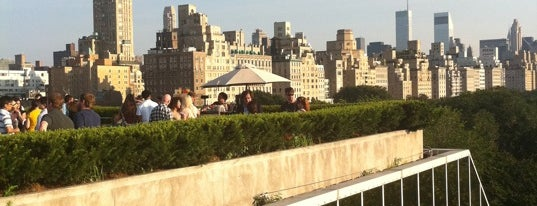Iris & B Gerald Cantor Roof Garden is one of NYC Rooftops To Do.