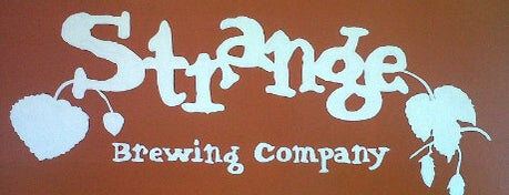 Strange Craft Beer Company is one of Best Breweries in the World.