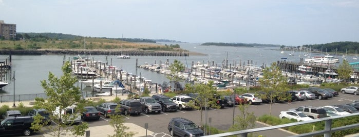 The Launch at the Hingham Shipyard is one of My Favorites.