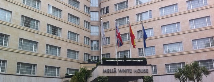 Melia White House Hotel is one of london.