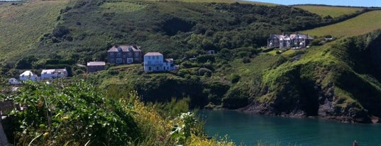 Port Isaac is one of Cornwall by OJM.