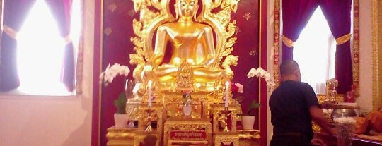 Wat Mongkolratanaram is one of Silvieさんのお気に入りスポット.