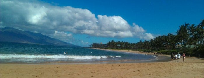 Keawakapu Beach is one of Maui, HI.