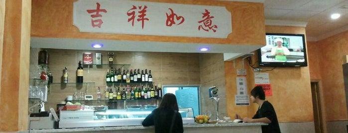 Restaurante Chino Autentico is one of Tempat yang Disimpan M. Angel.