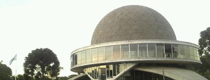 Planetario Galileo Galilei is one of Buenos Aires Tour.