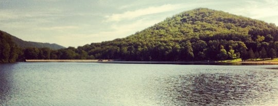 Cowans Gap State Park is one of SC - To Try.