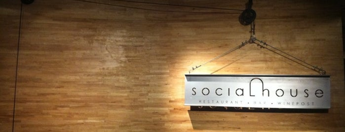 SOCIAL HOUSE is one of Top 10 dinner spots in Jakarta, Indonesia.